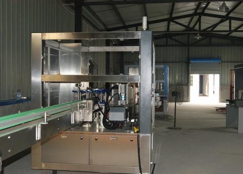 CL-SM Linear Hot Melt Glue Labeling Machine