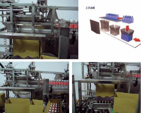 SCL-B PET Bottle Drop Type Packing Machine Series