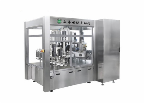 CL-SM Rotary Hot Melt Glue(OPP) Labeling Machine