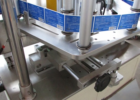 CL-SM 2110 High Speed Round Labeling machine