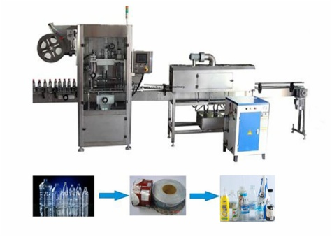 Label Sleeving Machine-Steam Shrinking Tunnel-Steam Generator