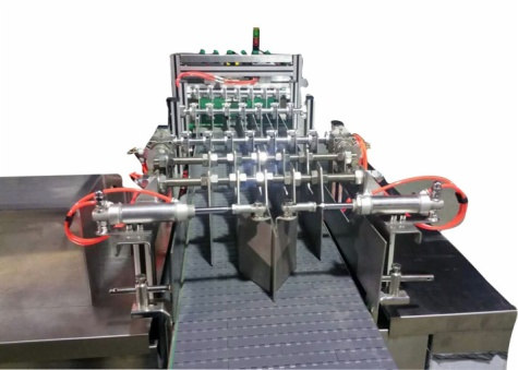 SCL-C-240 Full-automatic Cans Packing Machine